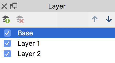 Layer window