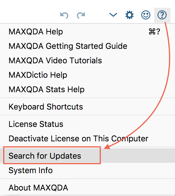 How to install MAXQDA updates?