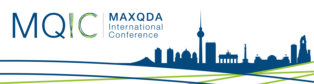 MQIC 2018 - MAXQDA International Conference