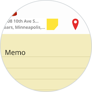 Add notes and thoughts to your data with the help of memos