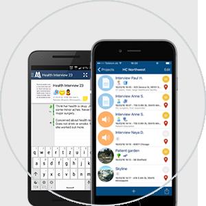MAXQDA App - Sowohl für Android als auch iOS