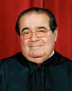 Anaylzing Antonin Scalia decisions with MAXQDA