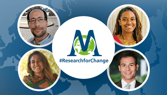 MAXQDA Research Grant winners 2020