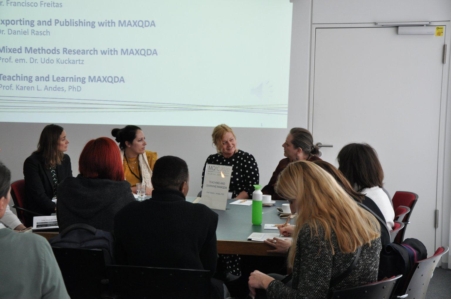 MQIC 2020 Best Practice Roundtables