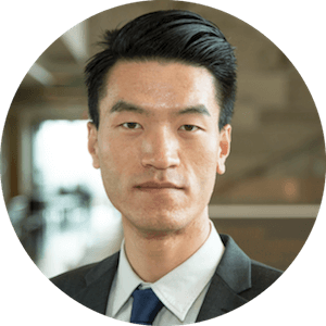 grant recipient Haitao Yu