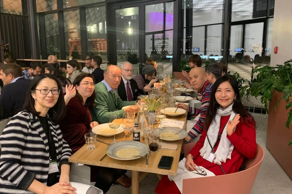 MQIC 2020 Special Event dinner