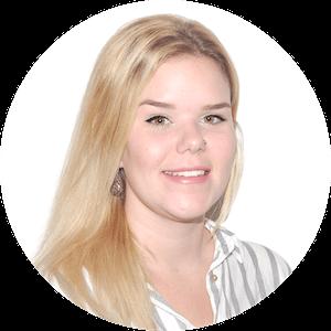 grant recipient Lisa Marie van Aalst