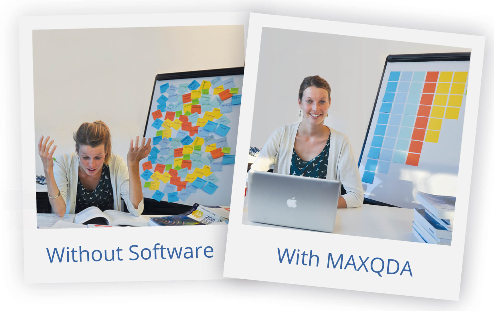 Qualitative Data Analysis made easier with MAXQDA