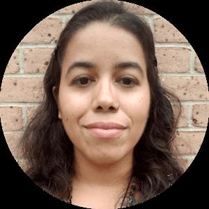 grant recipient Melinda González