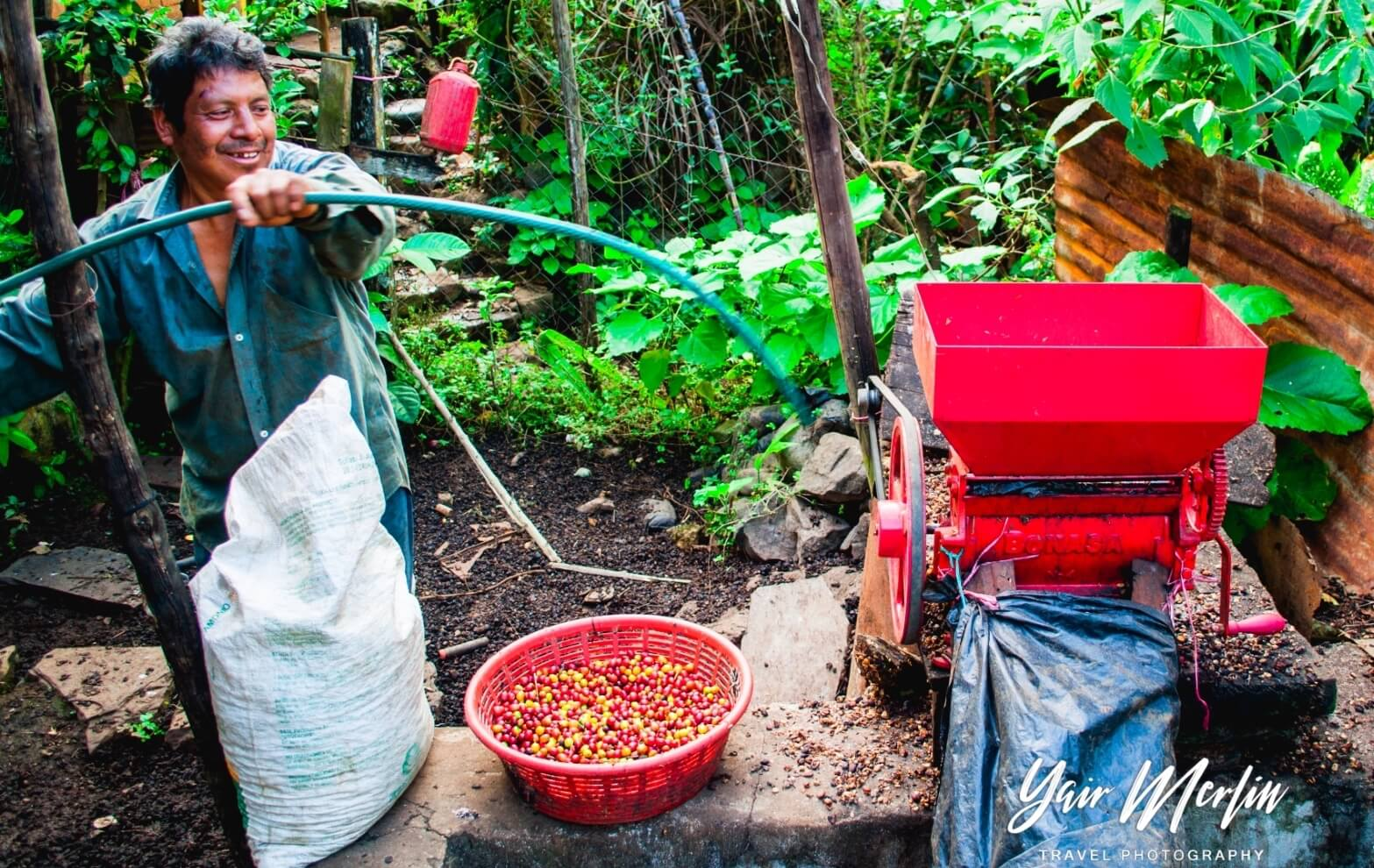 "Sustainable Coffee is an Issue of Social Justice"" by Yair Merlín-Uribe"