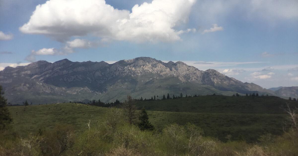 Mountain fieldsite