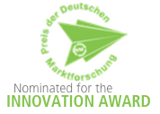 VERBI nominated for Innovation Award 2013
