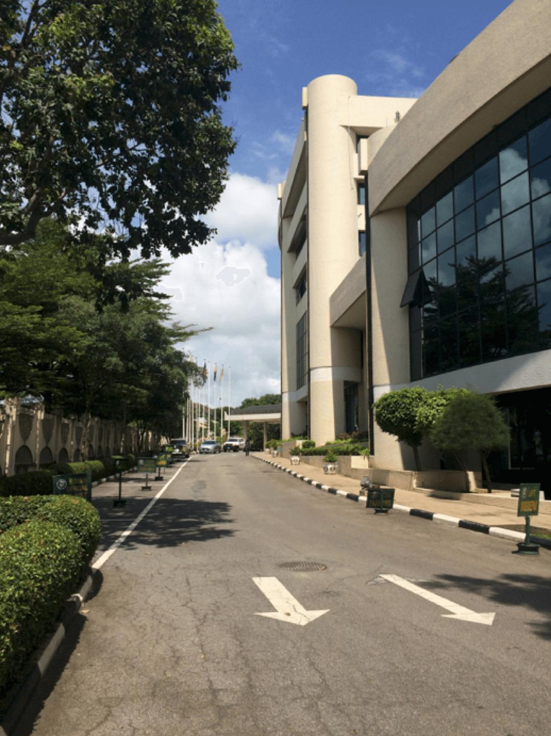 ECOWAS building