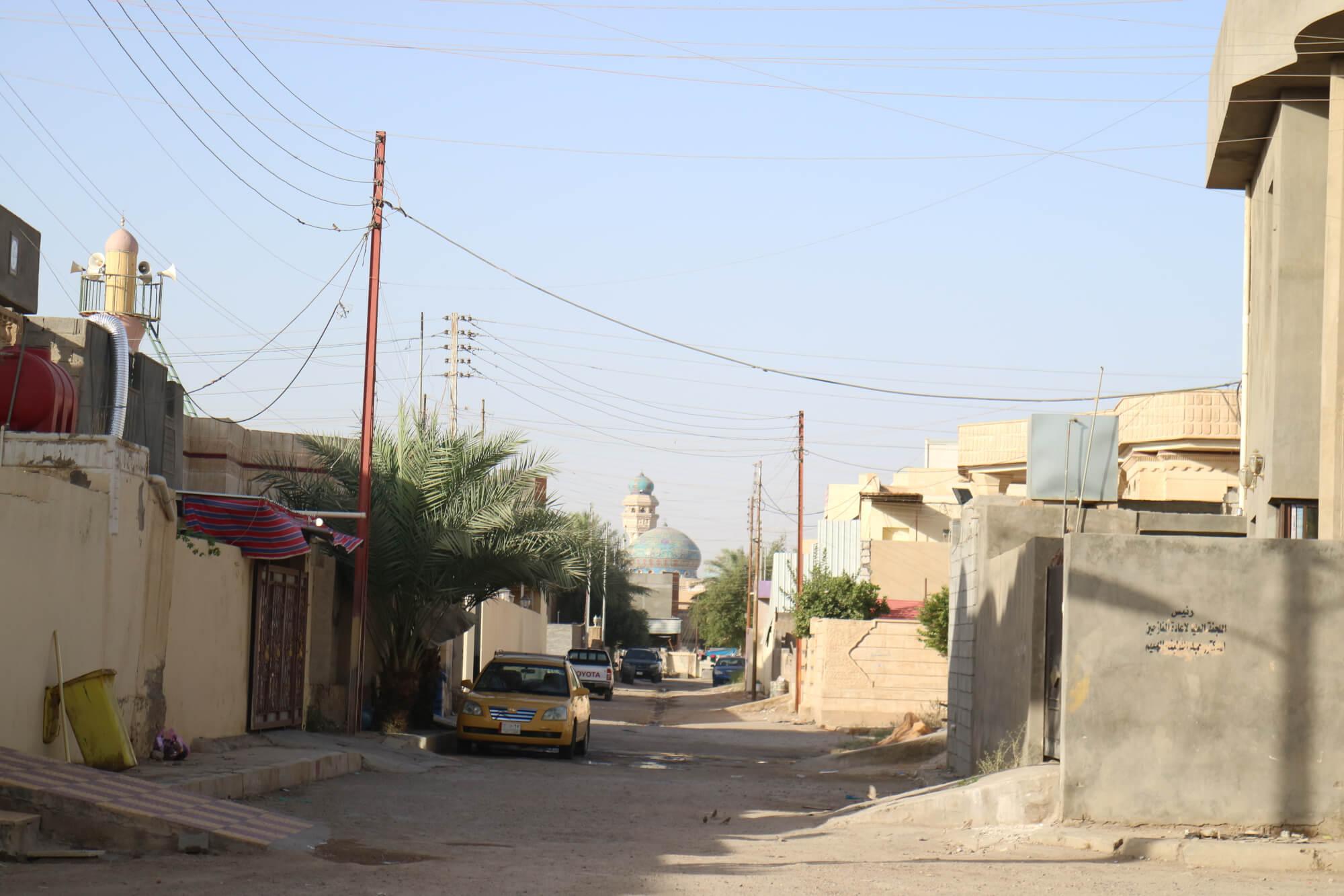 Fieldwork in Iraq