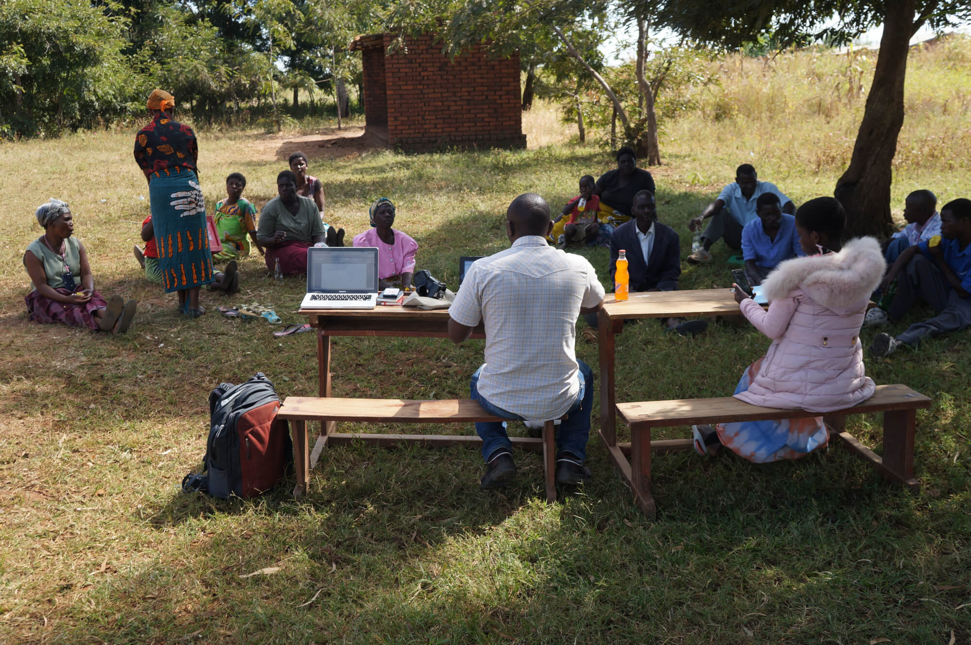 Focus Group Discussion in Malawi