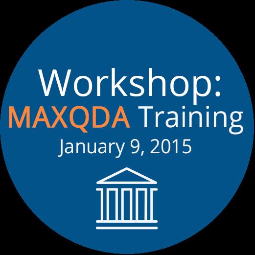 MAXQDA workshop on Mixed Methods and MAXQDA