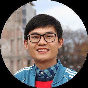 grant recipient Nguyen Quang Tan