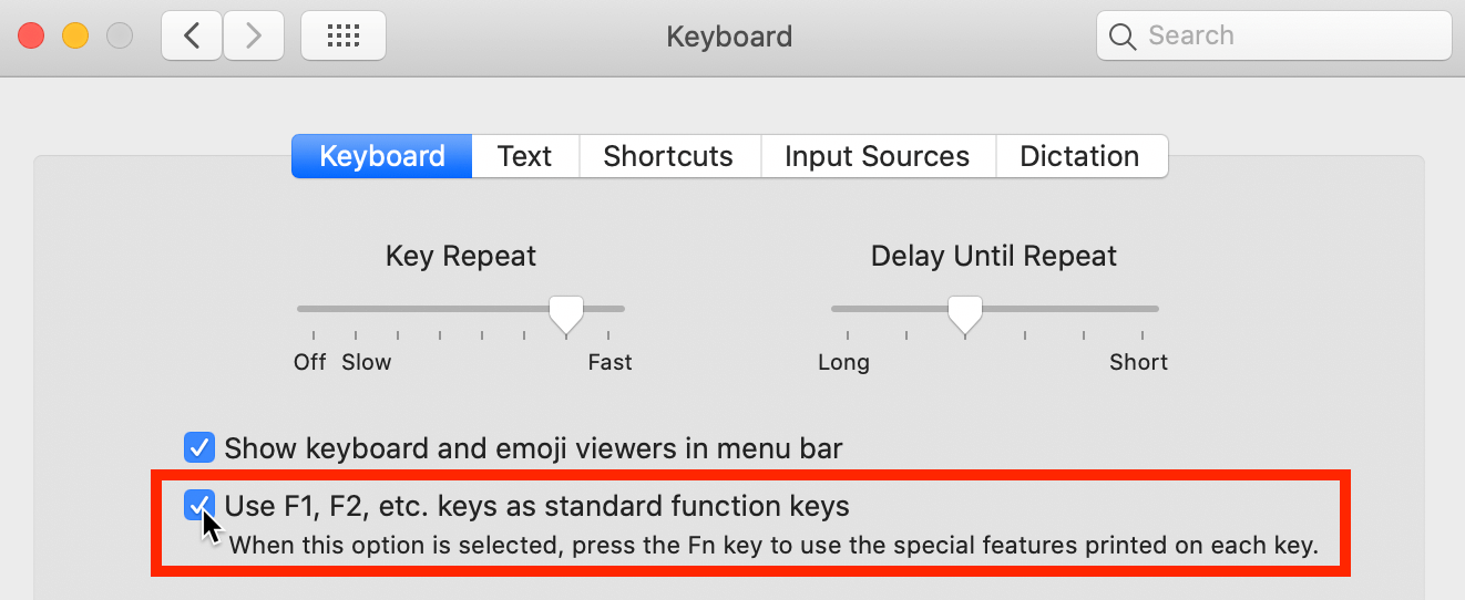 MAXQDA Transcription Mac Settings