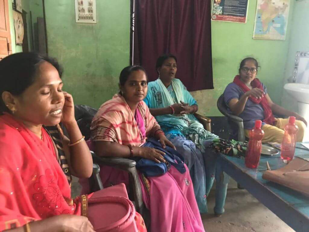 Interviews with Dalit women