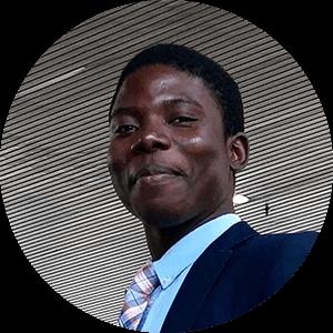 grant recipient Lucien Wobembong