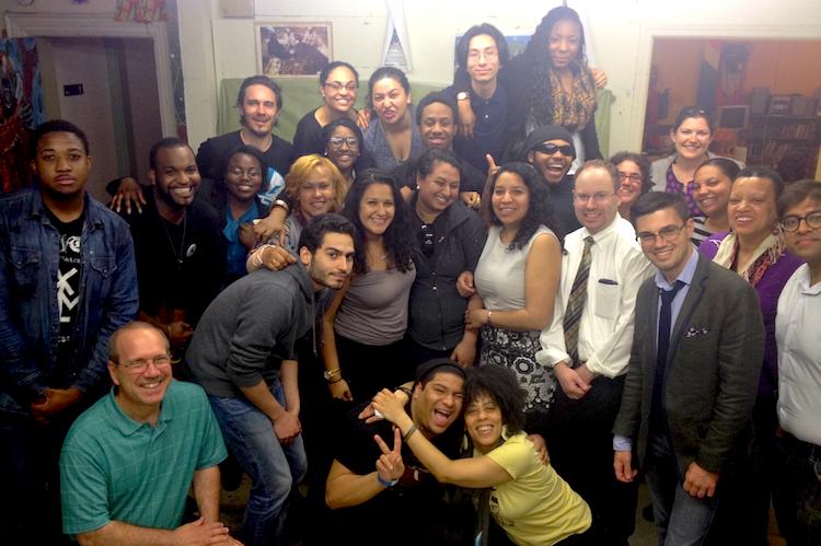 Boston Research Team - Group Photo