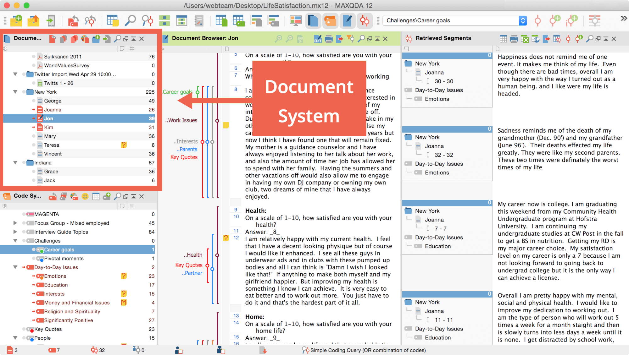 document-system