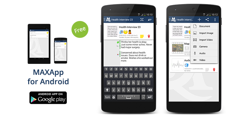 MAXApp for Android