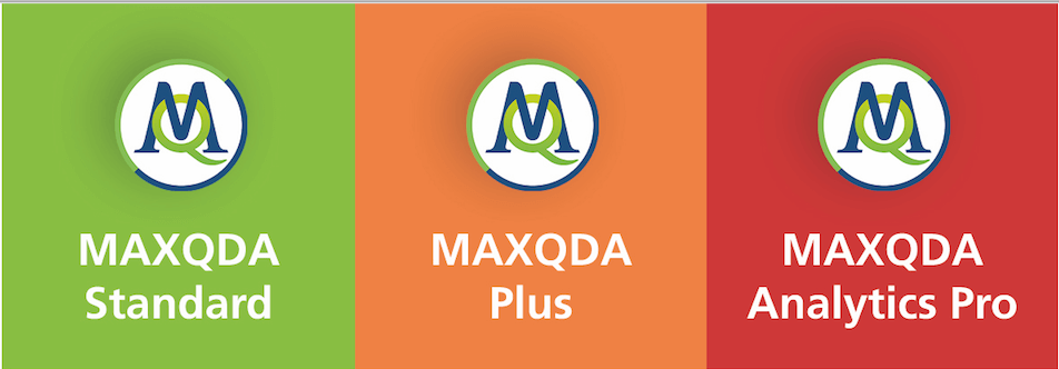 Computer assisted data analysis with MAXQDA