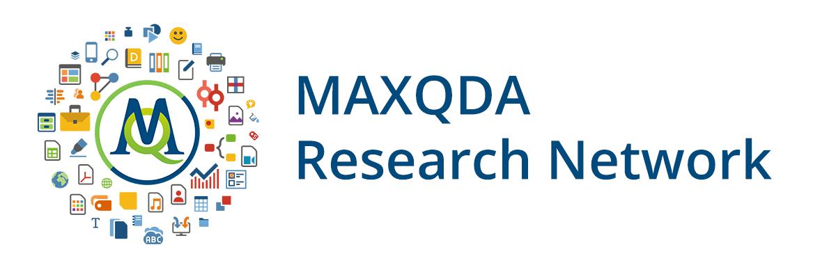 MAXQDA Research Network Logo