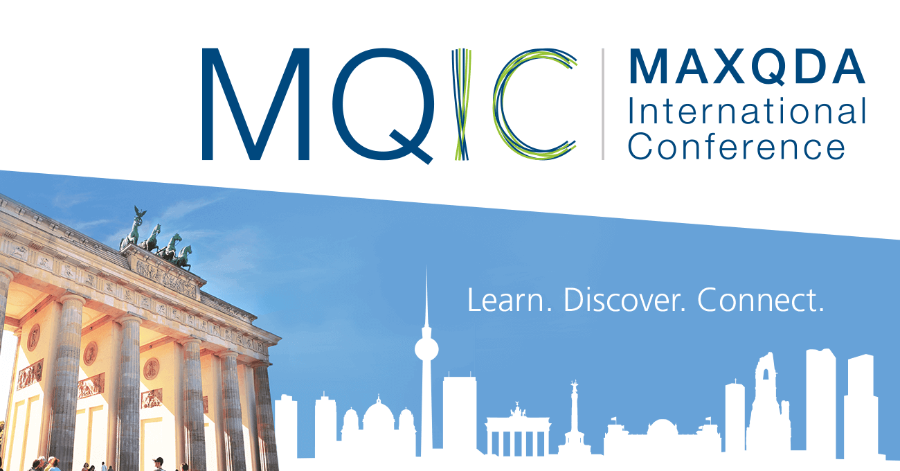 MAXQDA International Conference 2019