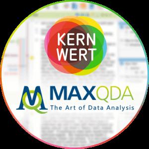 MAXQDA und KERNWERT GmbH (Privater Sektor)