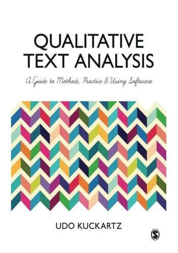 qualitative-text-analysis books literature articles on MAXQDA