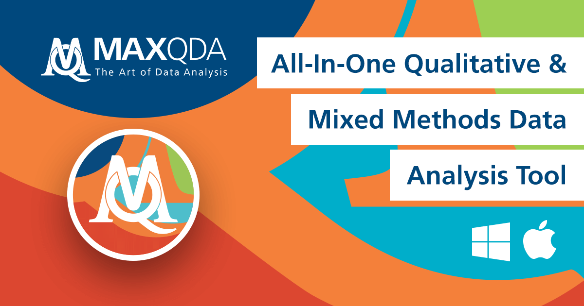 MAXQDA | All-In-One Tool for Qualitative Data Analysis