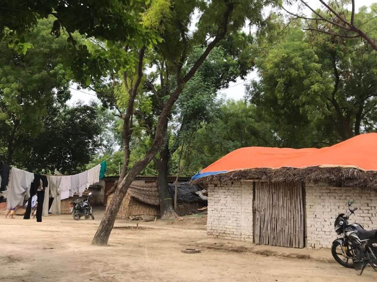 rural Uttar Pradesh