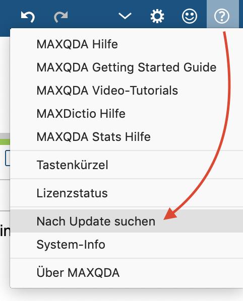 MAXQDA Updates - So werden Updates installiert